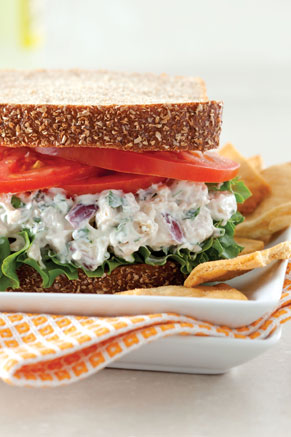 Herbed Chicken Salad Thumbnail