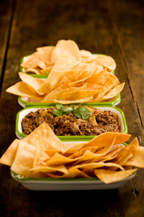Hot and Spicy Refried Bean Dip Recipe