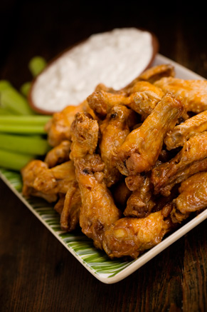 Hot Buffalo Wings Thumbnail