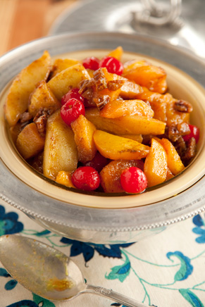 Hot Curried Fruit Recipe