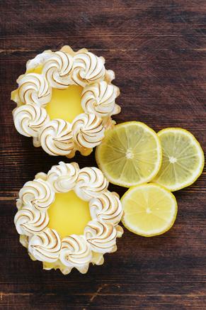 Individual Lemon Meringue Pies Thumbnail