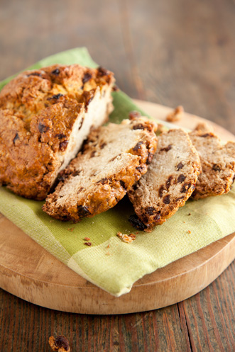 Lighter Irish Soda Bread Recipe