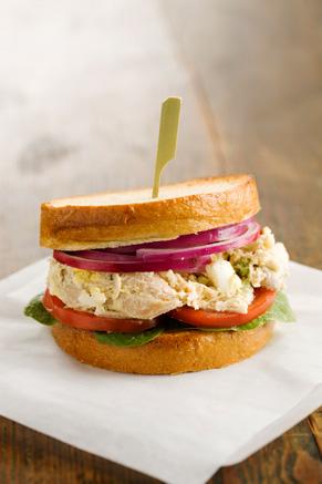 Jamie's Chicken Salad Sandwich Thumbnail
