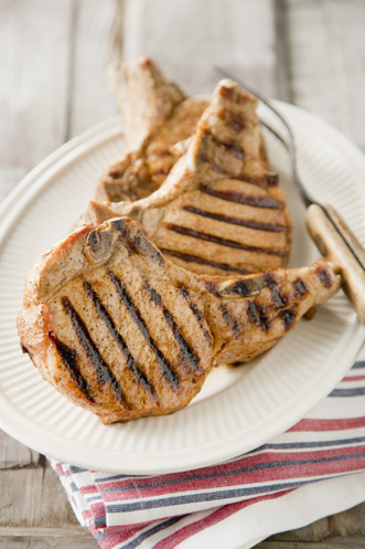 Kentucky Colonel Barbecue Pork Chops Recipe