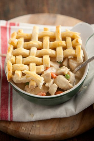 Lady and Sons Chicken Pot Pie Thumbnail