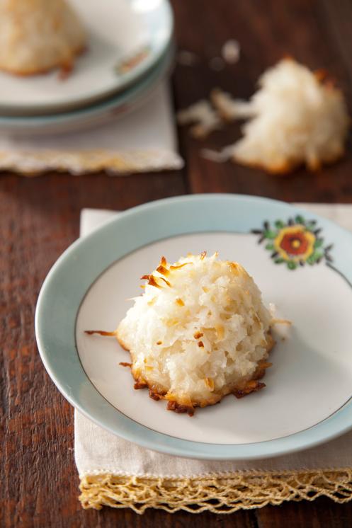 Lemon Coconut Macaroons Thumbnail
