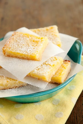 Lemon Bars Thumbnail