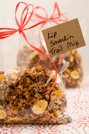 Lip Smackin' Trail Mix Recipe