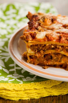 Lots O'Meat Lasagna Thumbnail