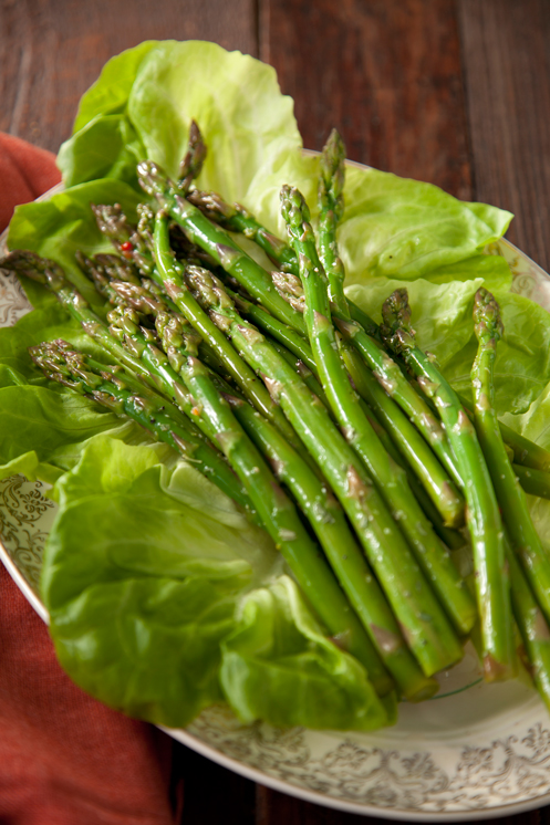 Marinated Asparagus Salad Thumbnail