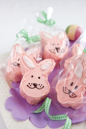 Hop-Along Marshmallow Bunnies Recipe