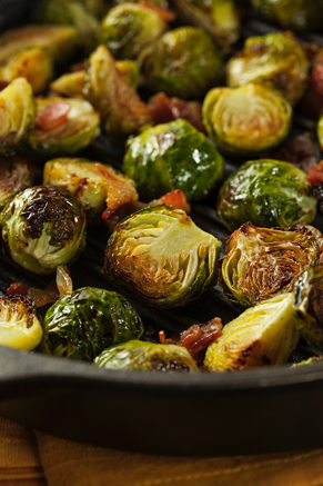 Melissa's Brussels Sprouts Recipe