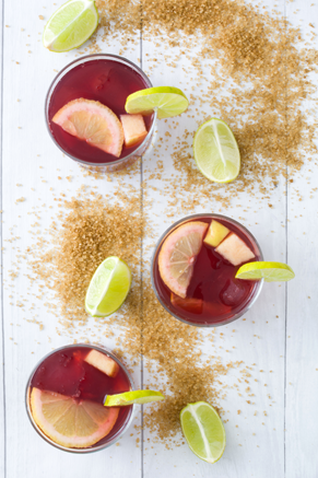 Mexican Fruit Sangria Recipe