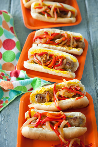 Midwestern-Style Beer Brats Recipe