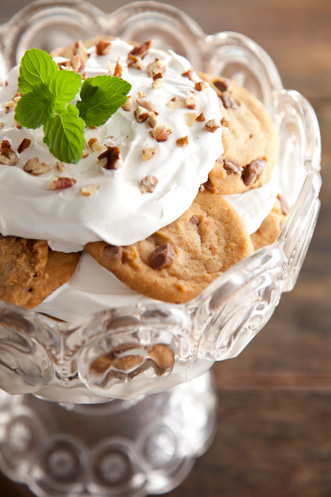 Milk and Cookies Trifle Recipe