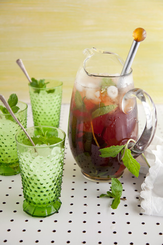 Mint Iced Tea Recipe
