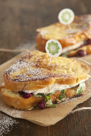 Thanksgiving Monte Cristo Recipe