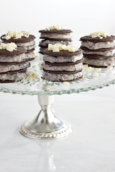 Cookies and Cream Napoleon Thumbnail
