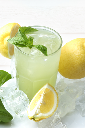 Noble Fare Basil Lemonade Thumbnail