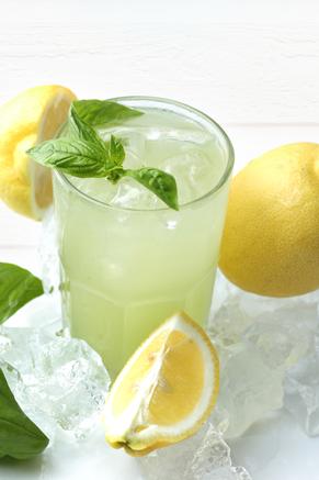 Noble Fare Basil Lemonade Recipe
