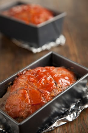 Old-fashioned Meatloaf - A.K.A Basic Meatloaf Thumbnail