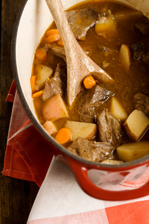 Old-Time Beef Stew Recipe