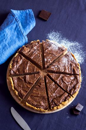 Old-Fashioned Fudge Pie Thumbnail