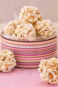 Paula's Popcorn Nut Balls Thumbnail