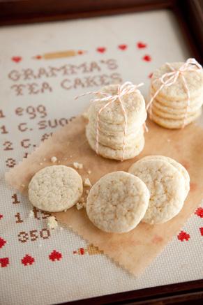 Southern Tea Cakes Thumbnail