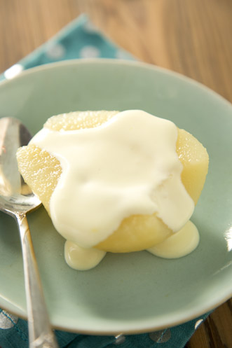 Pears Sabayon Recipe