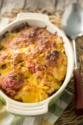 Pimento Cheese Potato Gratin Recipe