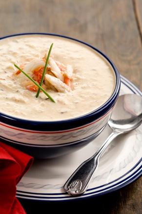 Quick Crab Stew Recipe