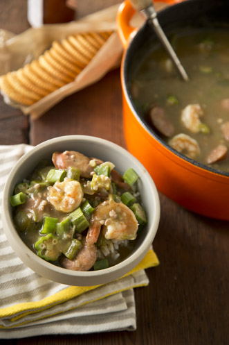 The Real Deal Gumbo Recipe