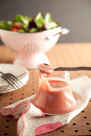 Rhubarb Salad Dressing Recipe