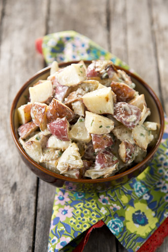 Roasted Potato and Fennel Salad Thumbnail