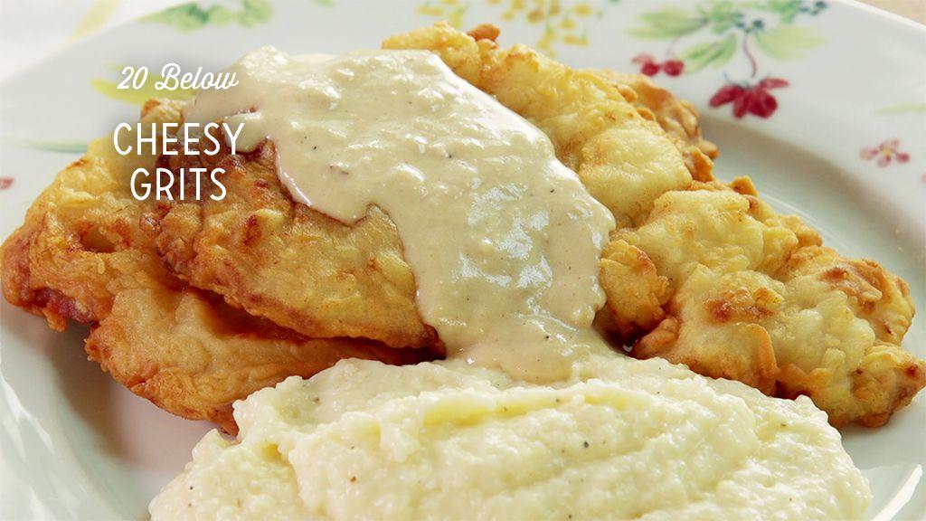 Cheesy Grits Recipe