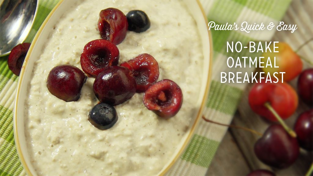 No-Bake Oatmeal Breakfast Thumbnail