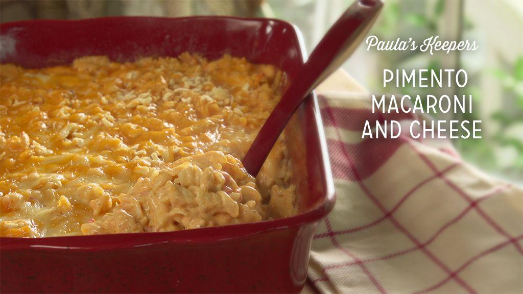 Pimento Mac and Cheese Recipe