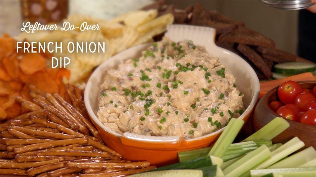 French Onion Dip Thumbnail