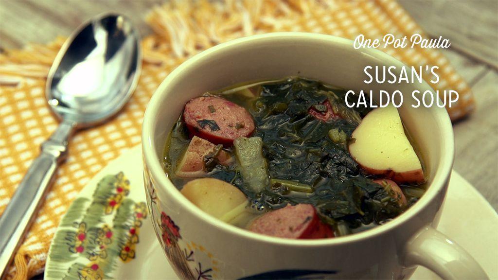 Susan's Caldo Soup Recipe