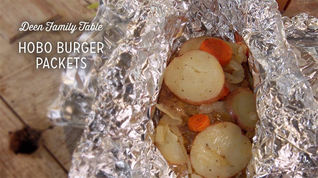 Hobo Burger Packets Recipe