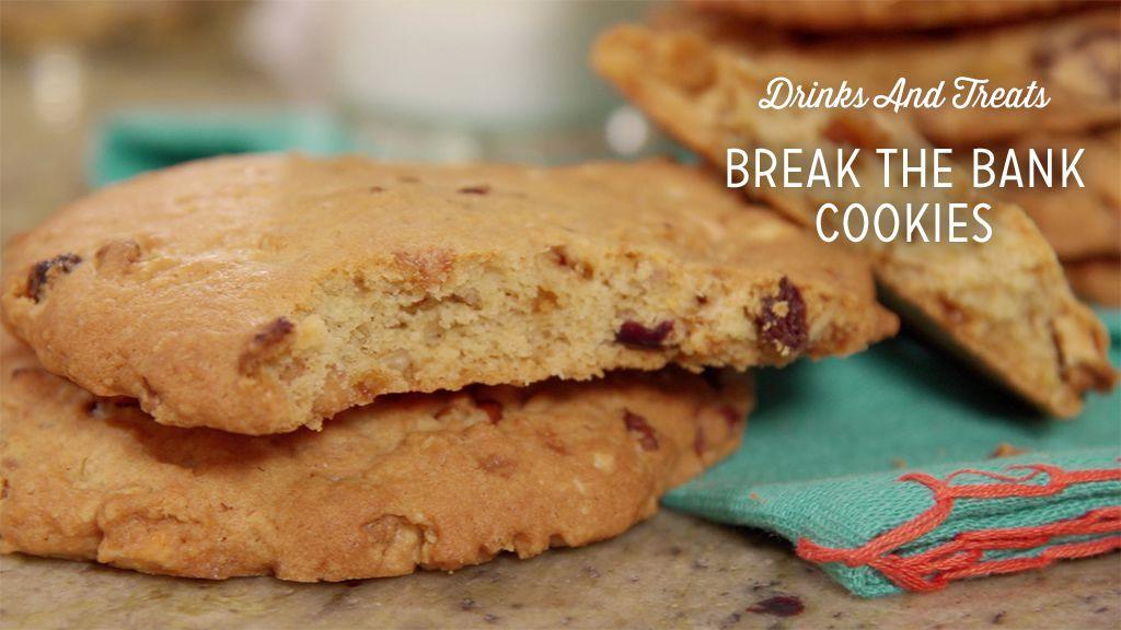 Break the Bank Cookies Recipe