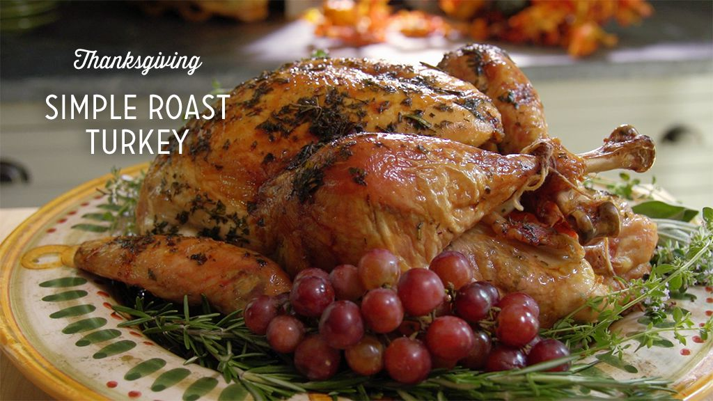 Simple Roast Turkey Thumbnail