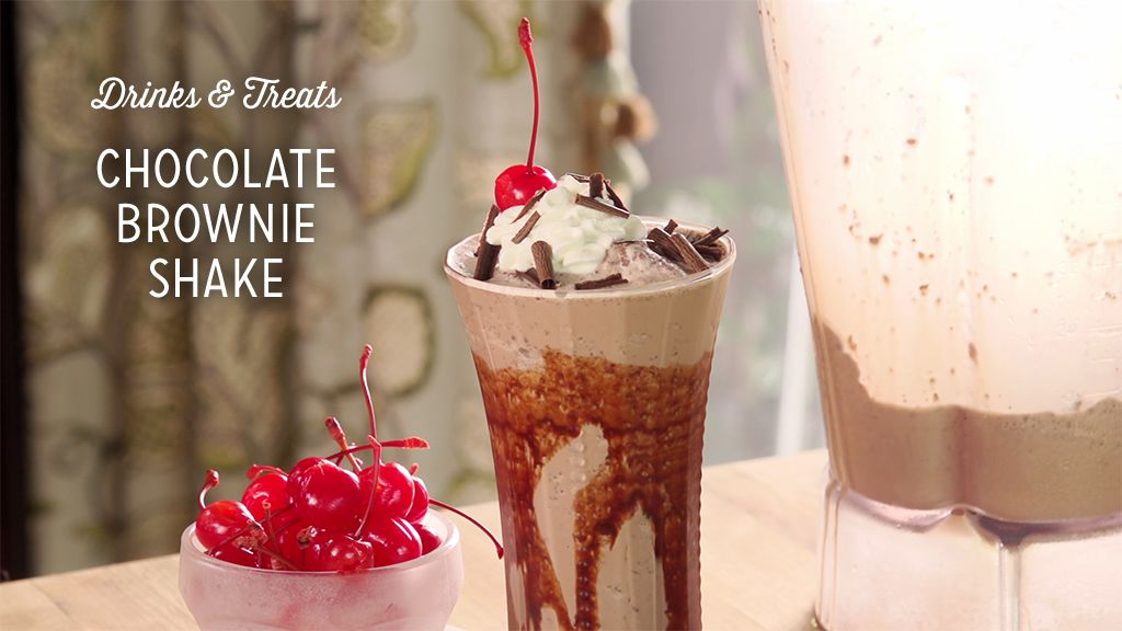Chocolate Brownie Shake Thumbnail