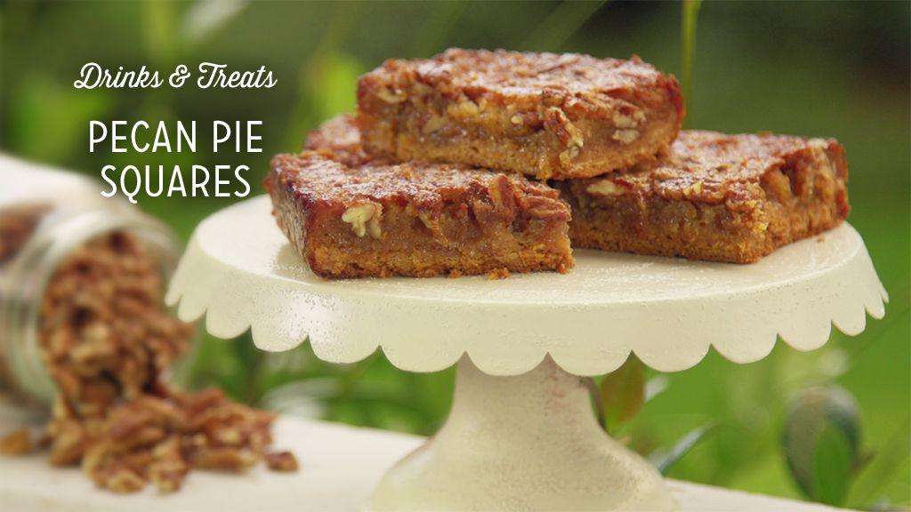 Pecan Pie Squares Thumbnail
