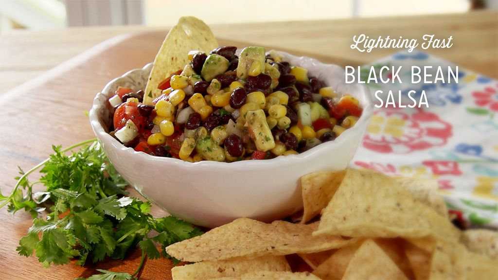 Black Bean Salsa Thumbnail