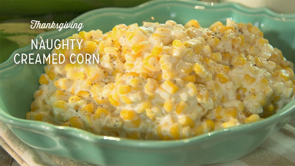 Naughty Creamed Corn Thumbnail