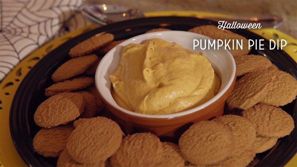 Pumpkin Pie Dip Thumbnail