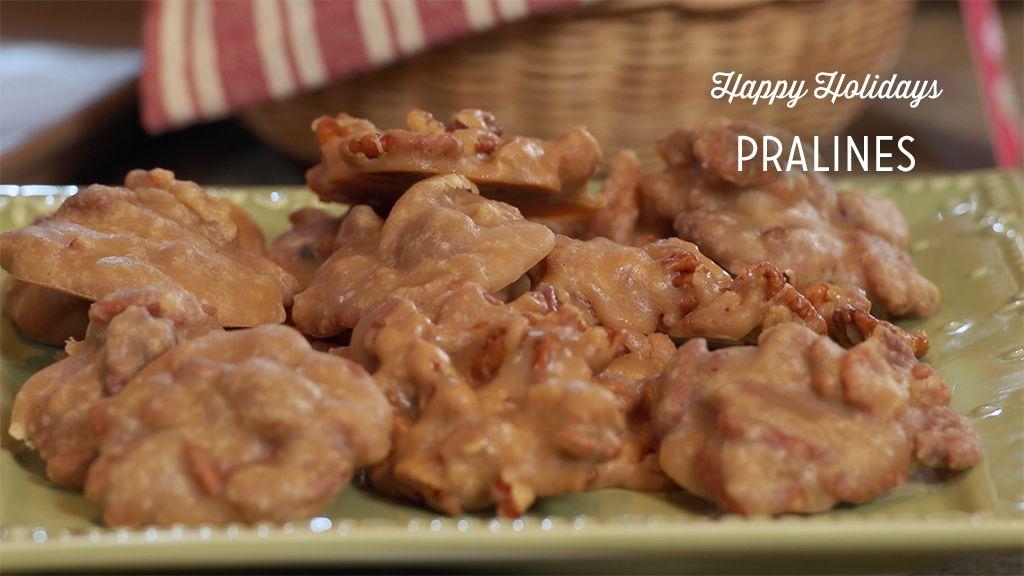 Pralines Recipe