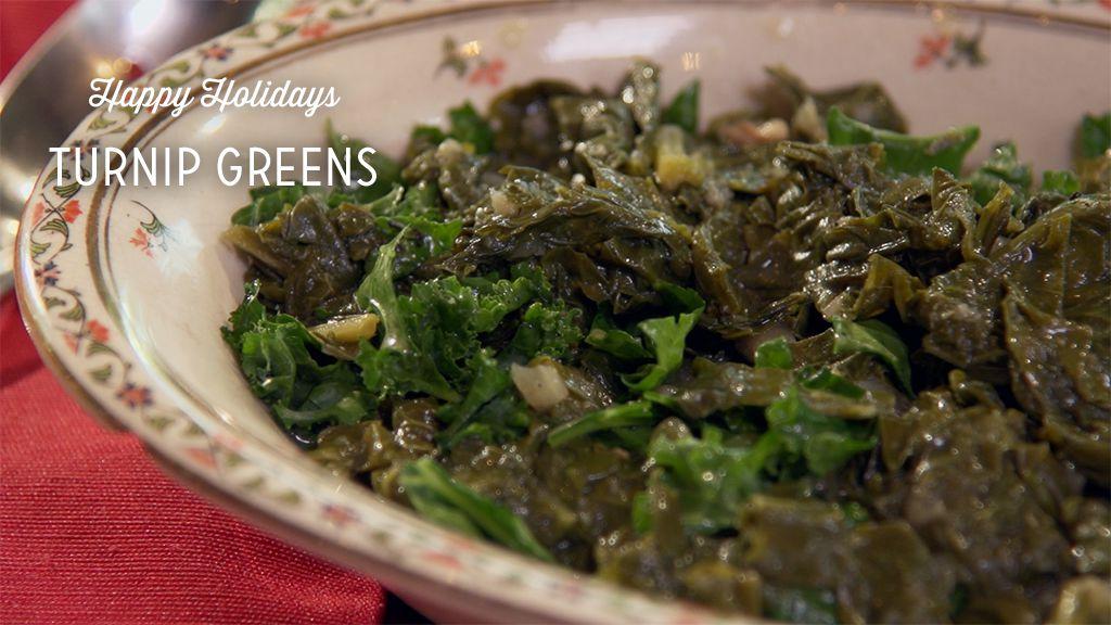 Turnip Greens Recipe